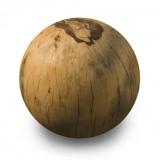 Bola de Madeira Maciça 176